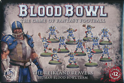 Blood Bowl The Reikland Reavers Singles • 2.99£