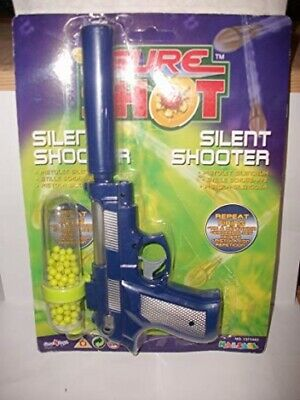 Sure Shot Silent Shooter • 4£