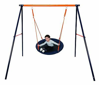 Hedstrom Outdoor Garden Fabric Nest Swing • 120.49£