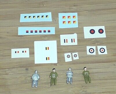 Dinky 600 Series Army Military RAF Reproduction Spare Parts - Choose From List • 2.50£