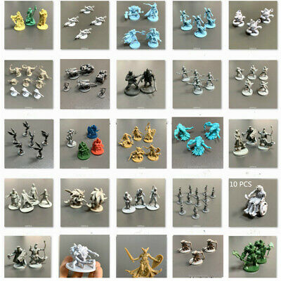 100+ Dungeons & Dragons DND Miniatures Board Game Figure Set • 4.99£