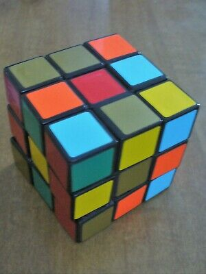 Vintage Rubik's Cube 2 1/4 Inches • 6.99£