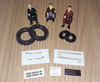 Corgi 50 55 66 67 69 73 74 Tractor Reproduction Spare Parts - Choose From List • 2.40£