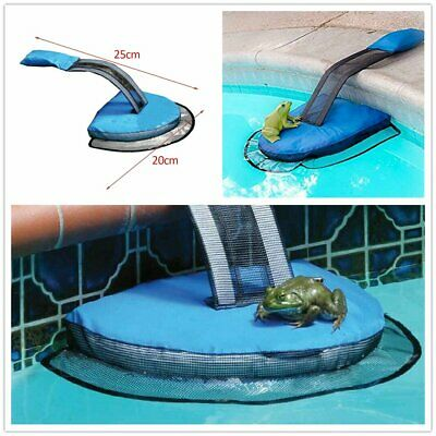 Swimline FrogLog Saving Escape Ramp Kids Swimming Pool Rescue Critter Game Toys • 12.29£