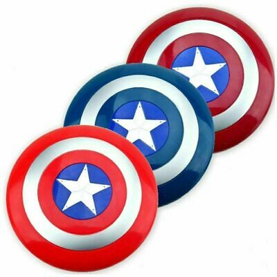 Avengers Captain America Shield With LED Light & Collectible Kids Toy Gift UK • 11.66£