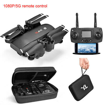 Drone X Pro 5G WIFI FPV GPS With 1080P HD Camera Foldable RC Quadcopter NEW • 85.89£