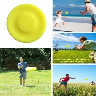 Pocket Flying Disc Mini Frisbee Flexible Finger Spin Catching Game Throwing Toys • 9.99£