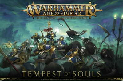 Warhammer Age Of Sigmar Tempest Of Souls Parts • 29.99£