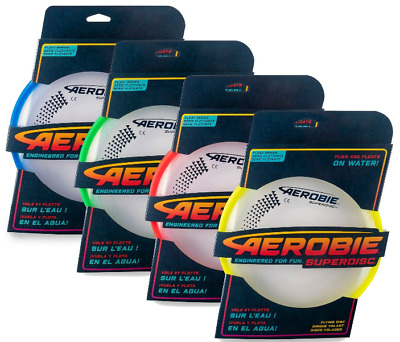 Aerobie Superdisc 10  Flying Disc Frisbee • 14.99£