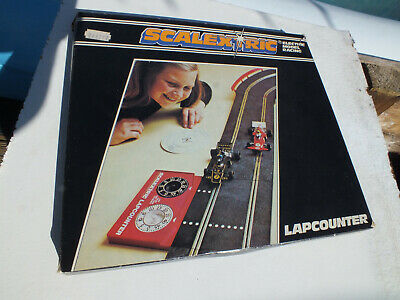 Scalextric Lap Counter • 4£