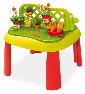 SMOBY 840100 Garden Table With Accessories • 52.51£