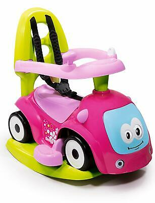 SMOBY 720303 Maestro Ride-on 4-in-1, Pink • 58.82£