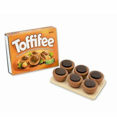 Toffifee Of Wood Accessories For Play Kitchen Wooden Toy Shop Market Stall Food • 23.20£