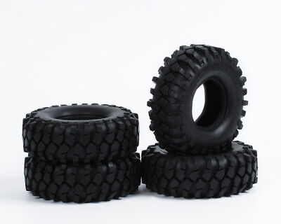 1/10 Scale Rc Crawler 1.9  Tires 108MM With Insert For Axial Scx10 D90 Redcat • 13£
