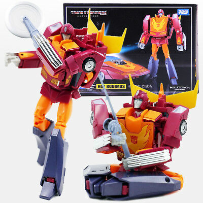 Transformers Masterpiece MP-28 Hot Rodimus Action Characters Car Toys, Spot • 23£