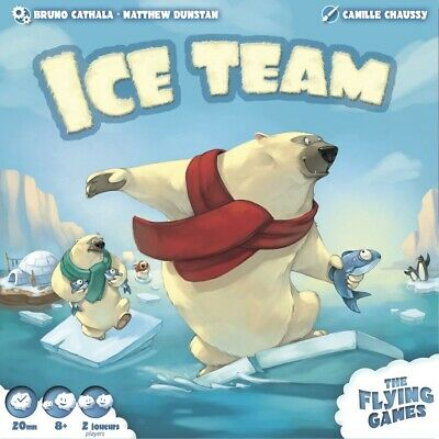 Ice Team Board Game • 22.49£
