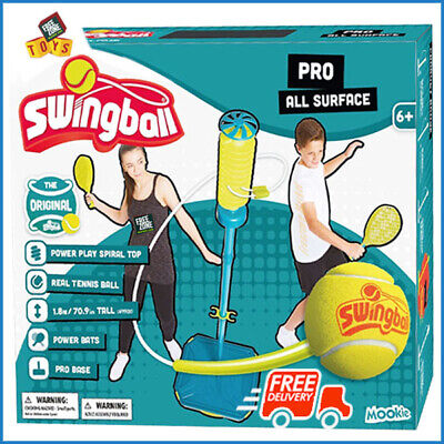 Mookie Swingball Pro All Surface Ball Game For Teens/Adults Swingball Set Game  • 49.99£