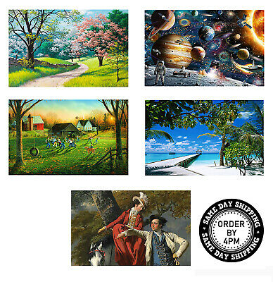 1000 Pieces Jigsaw Puzzle Famous Landmark Adult Kids Educational Puzzle Gift Set • 9.99£