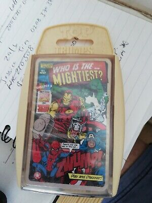 Who Is The Mightiest Top Trumps • 1.80£