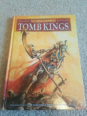 Warhammer Fantasy - Tomb Kings Army Book - 8th Edition • 9.99£