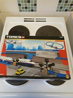 Tomica Hypercity Train Set 85400 - Boxed • 4.86£