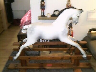 Remodeled Rocking Horse In Your Choice Of Finish • 975£