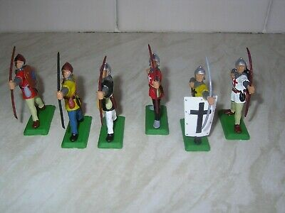 More DSG Knight Archers X6 , Britains Deetail Compatible. LooK Great. Templar's. • 17.99£