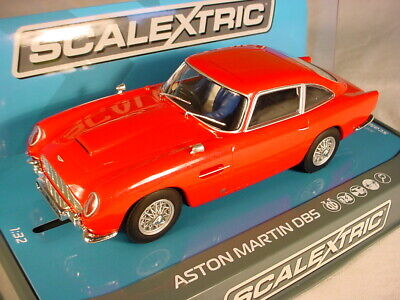 Scalextric Aston Martin DB5 Red 1965 C3722 MB Not DPR • 31£
