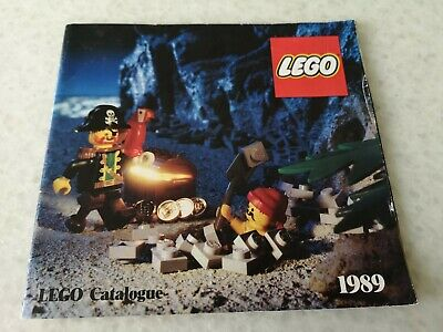 Vintage Lego Catalogue 1989 • 8£
