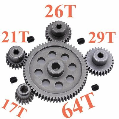 Accessories Motor Pinion Spur Differential Main Gears For HSP Redcat RC Truck • 4.02£