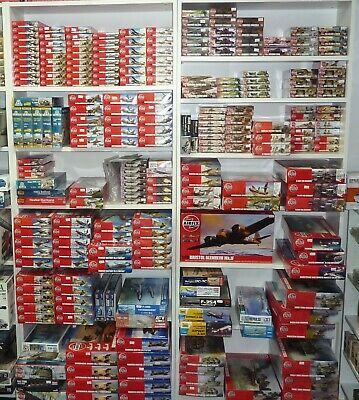 Large Collection Of Airfix Kits (1:72) (1:48) - Choose From The Drop Down Menu • 9.50£