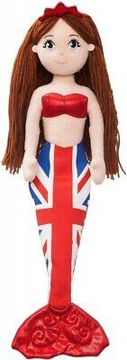 Aurora World Mermaid 18  Union Jack Sea Sparkles Catherine • 13£