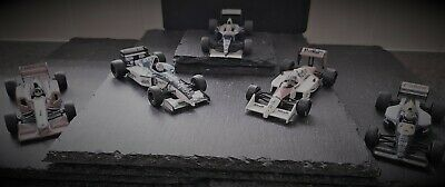 Onyx F1 Diecast 5 Cars 1:43 Scale Mclaren Williams (A Senna Final Car) Etc • 4.20£