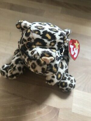 Ty Beanie Baby Freckles The Leopard 1996 • 0.99£