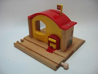 POST OFFICE  BRIO  For Wooden Train / Railway Track Thomas • 12.99£