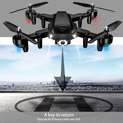 GPS WIFI FPV Drone With 1080P HD Camera 2.4G RC Selfie Foldable Quadcopter Re • 55.98£