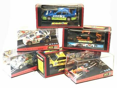Scalextric SCX Cars Boxed Good Condition Pre-owned Select Form Drop Down Menu • 29.99£