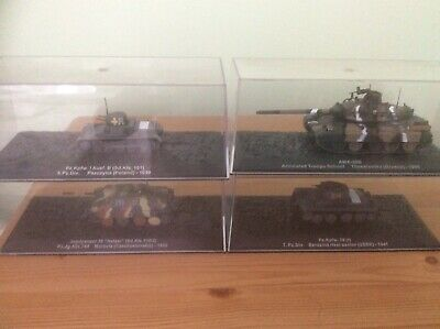 Model Tanks Collectors Job Lot • 3.62£