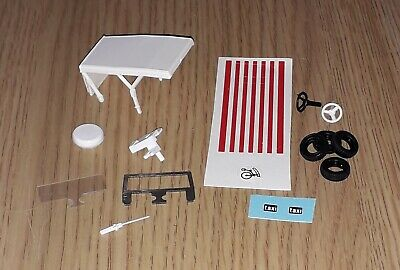 Dinky 106 Prisoner Mini Moke Reproduction Parts - Choose From List • 7.60£