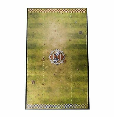 Blood Bowl Pictch And Dugouts • 16.84£