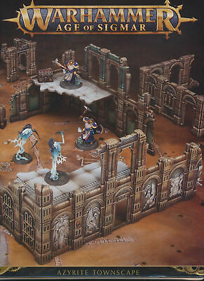 Warhammer Age Of Sigmar Azyrite Townscape Sprues • 15.40£