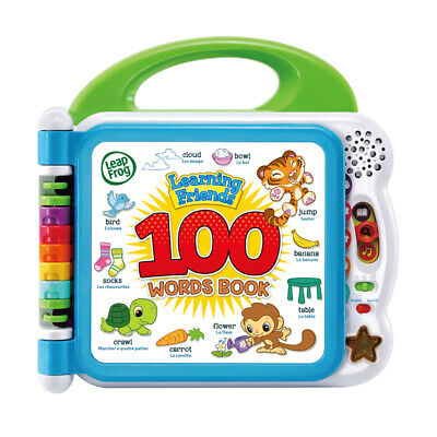 Leap Frog Learning Friends 100 Words Book • 19.99£