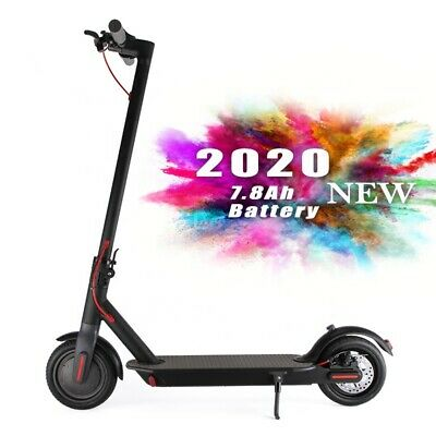 Uk/eu Adult Kids Pro Electric Scooter Battery 36v Motor 350w E-scooter With App • 360£