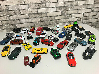 Die Cast Toy Car Collection - Huge Bundle Of Toy Cars With 38 Different Vehicles • 11.50£