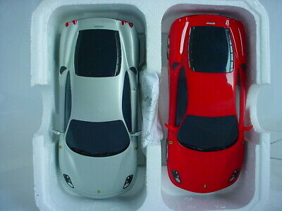 Scalextric Ferrari F430 GT2 Red And Silver GT Cars C2847 MB DPR. • 21£