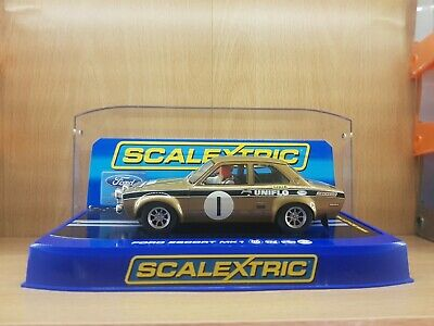Scalextric Ford Escort MK1 RS 1600 Rally Car Uniflo No1 (C2920) *Car New* • 32£