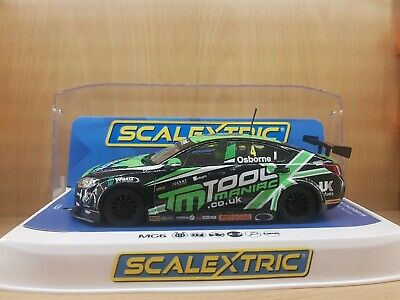 Scalextric Slot Car C4143 MG6 NGTC - BTCC 2019 - Sam Osborne • 23.65£