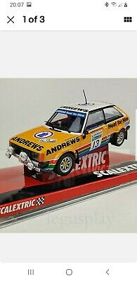 Slot Car Scx Scalextric A10197S300 Talbot Sunbeam   Heat For Hire *NEW* • 32£