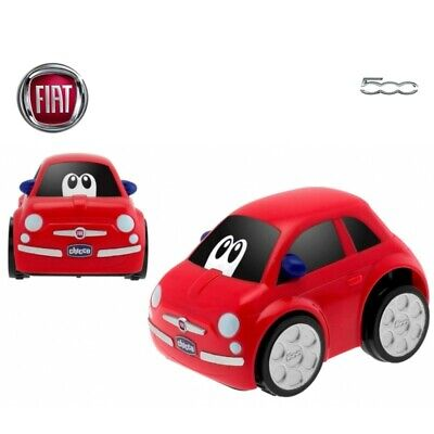 Chicco Turbo Touch Fiat 500 Car - Red • 10.42£