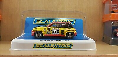 Scx Renault 5 Turbo Slot Car, 'First Rally 1979', Very Good Condition  • 26.51£
